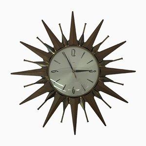 Mid-Century Uhr von Metamec