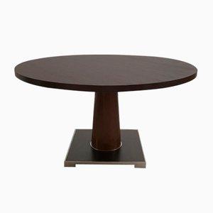 Oak Model Convivio Dining Table by Antonio Citterio for Maxalto, 1990s