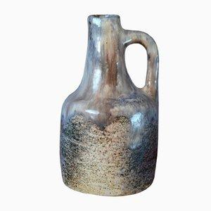 Vase aus Sandstein von Veronika Poltzer, 1970er