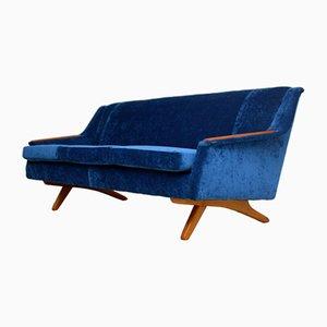 Vintage Sofa by Illum Wikkelsø for Westnofa, 1960s