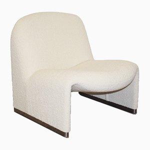 Vintage Lounge Chair by Giancarlo Piretti for Castelli / Anonima Castelli, 1970s