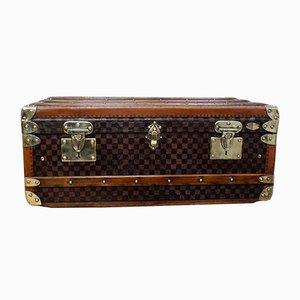 Antiker Koffer von Malles & Marmottes Paris, 1900er