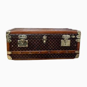 Antique Trunk from Malles & Marmottes Paris, 1900s