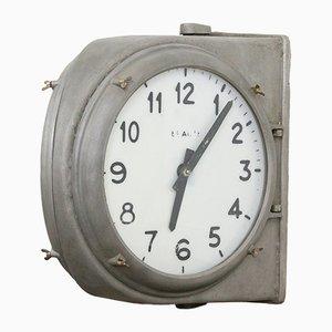 Reloj de estación de Le Paute, años 40
