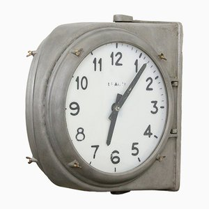 Station Clock from Le Paute, 1940s