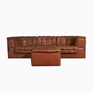 Modulares Modell DS11 Sofa von de Sede, 1970er