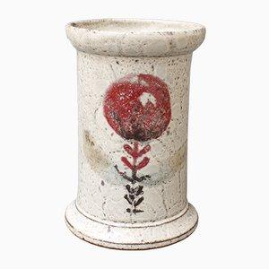 Mid-Century French Ceramic Jar by Gustave Reynaud, 1950s