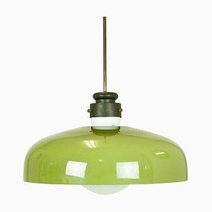 Lámpara colgante de Alessandro Pianon para Vistosi, años 60