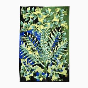 Wandteppich von Jean-Claude Bissery für Atelier des Flandres / JP Paris panneaux de Reigny, 1960er