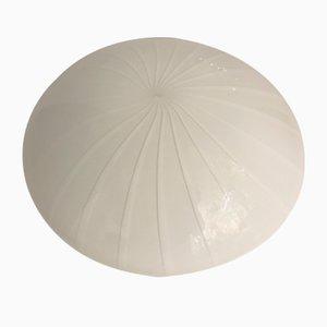 Murano Glass Flushmount Ceiling Lamp by Gino Vistosi, 1960s