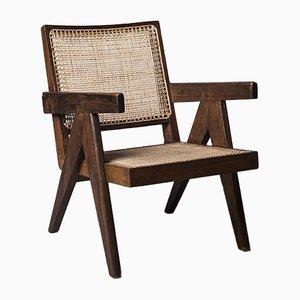 Armlehnstuhl von Pierre Jeanneret, 1950er