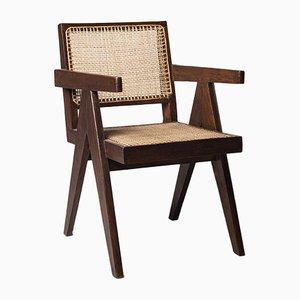 Desk Chair by Pierre Jeanneret, 1950s