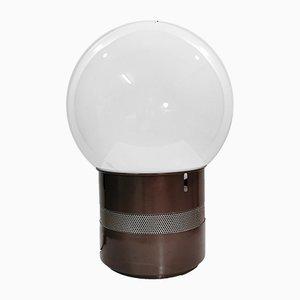 Lampe de Bureau Modèle Mezzoracolo Mid-Century par Gae Aulenti pour Artemide, 1970s