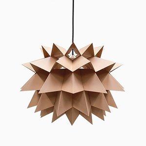 Lampe à Suspension par Anton Fogh Holm & Alfred J Andersen pour Nordisk Solar, 1960s