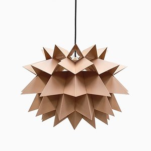 Pendant Lamp by Anton Fogh Holm & Alfred J Andersen for Nordisk Solar, 1960s