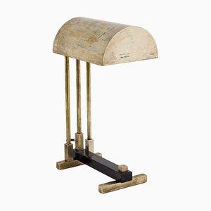 Lámpara de mesa niquelada de Mart Stam & Marcel Breuer para Elite Diamant, años 30