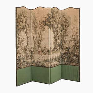 Antique French Room Divider
