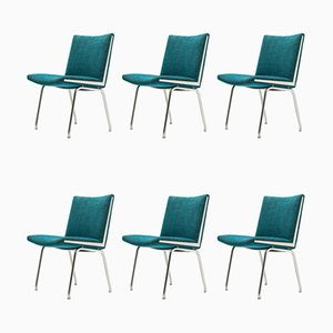 Dining Chairs by Hans J. Wegner for A.P. Stolen, 1950s, Set of 6