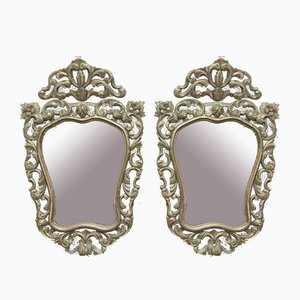 Miroirs Dorés, 1930s, Set de 2