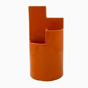 Vase Modèle FB 1 Mid-Century par Franco Bettonica pour Gabbianelli, 1960s