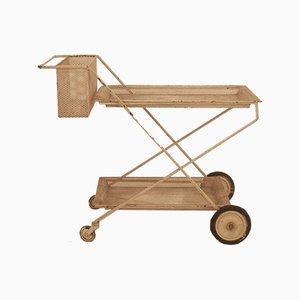 Chariot de Bar Mid-Century