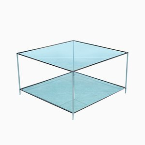 Tavolino da caffè Abstracta di Poul Cadovius per Abstracta Construction England, anni '70