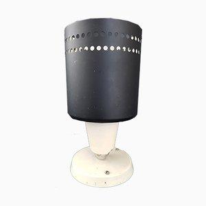 Mid-Century Tischlampe aus Stahl, 1950er