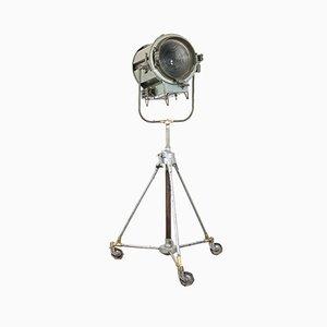 Lámpara de teatro de Mole Richardson, años 30