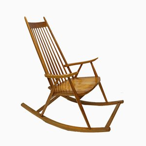 Rocking-Chair Mid-Century