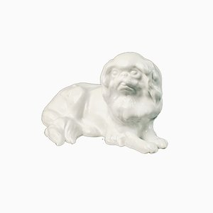 Japanese Chin Figurine by Erich Hösel for Meissen, 1950s