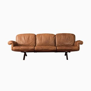 Model DS-31 Leather Sofa from de Sede, 1970s