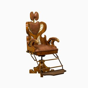 Antique Art Nouveau Dentist Chair