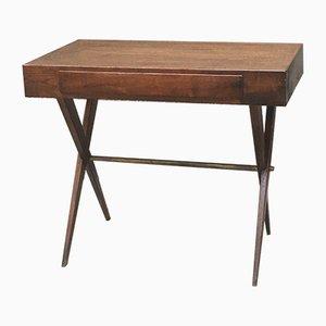 Mid-Century Italian Wood Desk