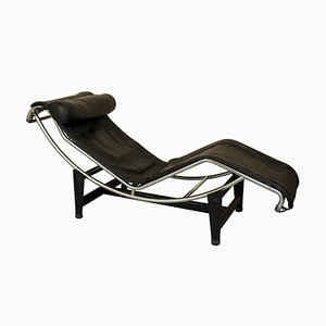 Model LC4 Chaise Lounge by Le Corbusier for Cassina, 1980s
