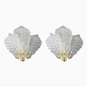 Italian Sconces, 1970s, Set of 2