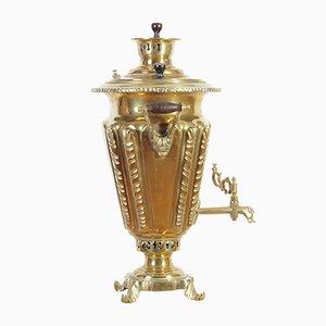 Antiker russischer Samowar Tula von Tula