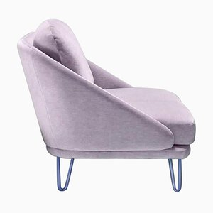 Agora Pink Sofa by Pepe Albargues