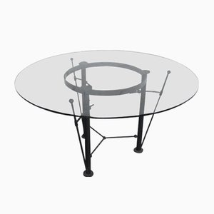 Dining Table from Jean Michel Wilmotte, 1980s