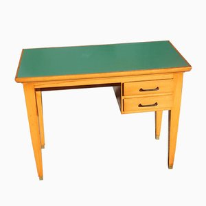 Beech & Laminate Nesting Tables