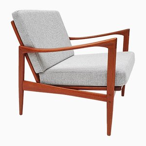 Model Kandidaten Armchair by Ib Kofod Larsen for OPE, 1960s