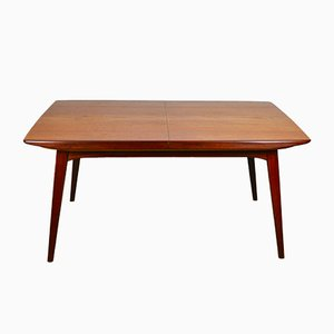 Mid-Century Dining Table by Louis van Teeffelen for WéBé