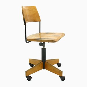 Side Chair from Stoll Giroflex, 1960s