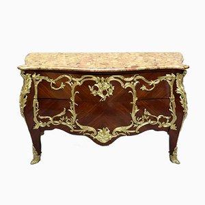 Comò in stile Luigi XV antico di E Kahn, fine XIX secolo