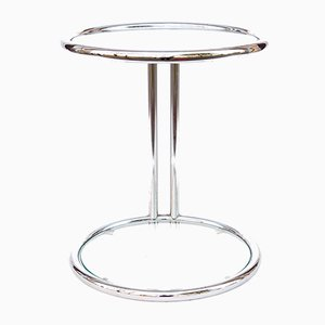 Vintage Bauhaus Tubular Side Table