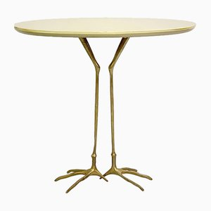 Vintage Model Traccia Coffee Table by Meret Oppenheim
