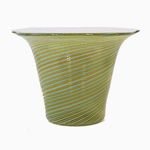 Vaso in vetro di Murano di Cenedese, Italia, anni '60