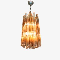 Italian Mid-Century Ceiling Light from Venini, 1960