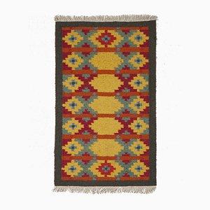 Swedish Röllakan Carpet, 1970s