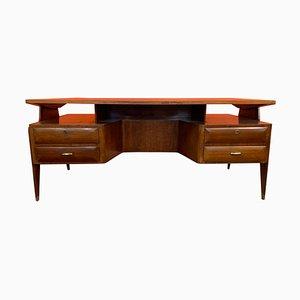 Mid-Century Italian Desk by Vittorio Dassi
