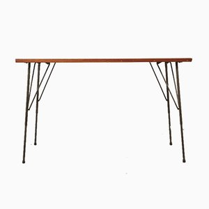 Mid-Century Dining Table by Rudolf Wolf for Elsrijk, 1950s